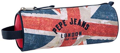 Pepe Jeans Estuche Niño, Diseño London Bandera