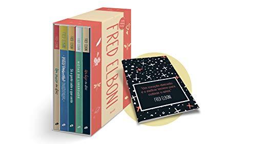 Box Fred Elboni + Caderneta
