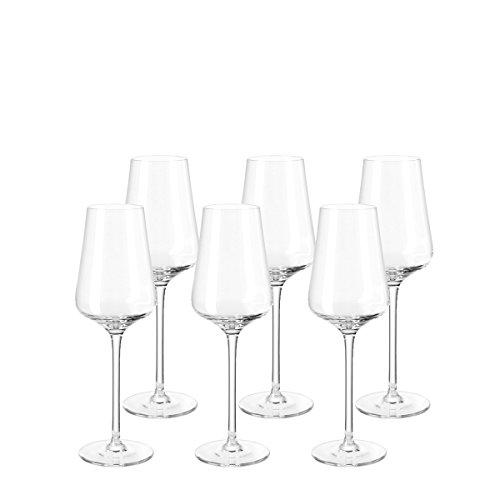 Leonardo Puccini Digestifglas,  6-er Set, 220 ml, spülmaschinenfest,Teqton-Kristallglas, 069556