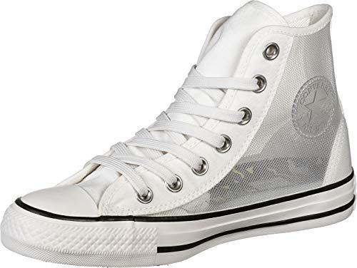 Converse All Star Hi Mujer Zapatillas Blanco