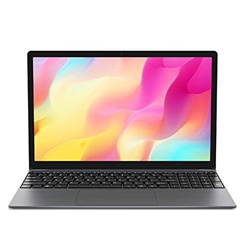 Pc Portatile 15.6 Pollici Notebook, BMAX X15 Windows 10 N4120 8GB RAM LPDDR4 256GB SSD, 1080P FHD Pantalla, 4.2 BT, USB 3.0