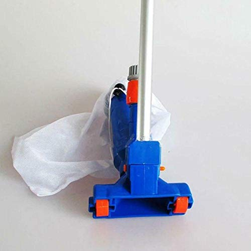 New ZoeDul Mini Telescopic Rod Suction Head Swimming Pool Cleaning Vacuum Cleaner Supplies