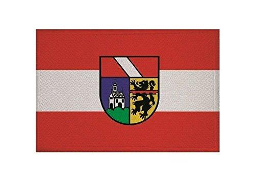 U24 Aufnäher Oberkirch (Baden) Fahne Flagge Aufbügler Patch 9 x 6 cm