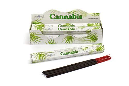 Stamford Räucherstäbchen Cannabis (20...