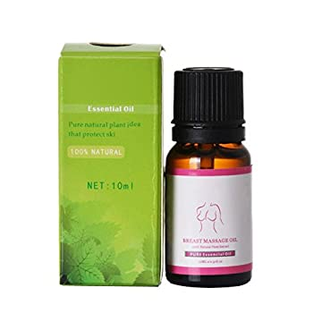 Natural Breast Enhancement Essential Oil Pueraria Mirifica Breast Bust Firming Lifting Enlargement Essential Oil - 10 ml