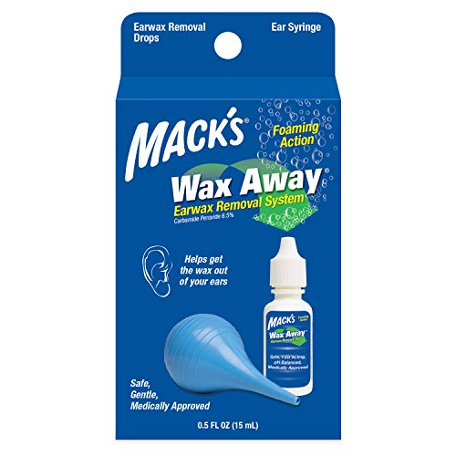 MACK'S® Wax Away Earwax Removal System
