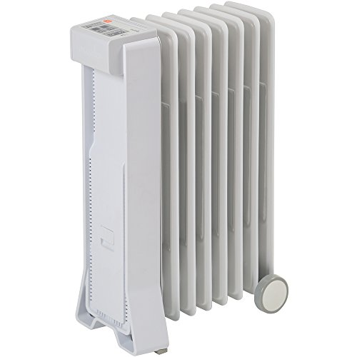 ユーレックス オイルヒーター RFシリーズ アイボリーホワイト (適用畳数:最大8畳) RF8BS-IW