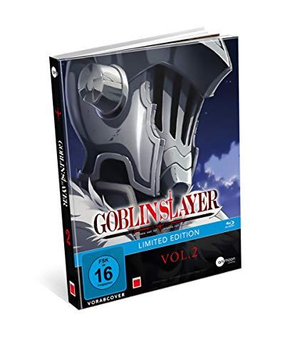 Goblin Slayer Vol.2  (Limited Mediabook) [Blu-ray]