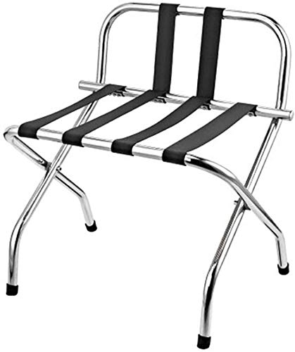 For Sale! BBG Home, Hotel Racks for Folding Clothes,Folding Luggage Racks Bedroom Hotel Suitcase Sup...