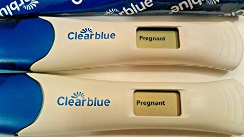 WORKING Prank DIGITAL Pregnancy Test Box OF 2 Tests - NO BODILY FLUIDS USED