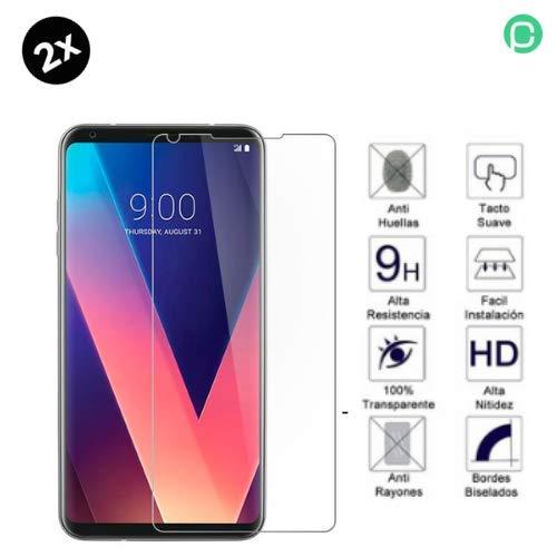 PHONE CONVERSE 2 Piezas Cristal Templado Protector de Pantalla LG G2 Mini Dureza 9H Bordes 2,5D Sin Burbujas contra Arañazos