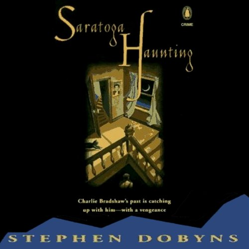 Saratoga Haunting audiobook cover art