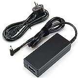 19.5V 2.31A 45W Adaptador AC/Suministro de Cable de alimentación para HP Stream 11 13 14; HP Pavilion X2 11 13 15; P/N: 719309-001 719309-003 721092-001 741727-001 740015-001 HSTNN-CA40 ADP-45WD B