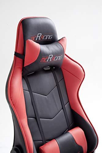 MC Racing 5 Gamingstuhl kaufen  Bild 1*