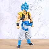 Dragon Ball Super Blue Gogeta Grandista Ros PVC Figuras De Acción 30Cm Anime Dragon Ball Z Goku Vege...