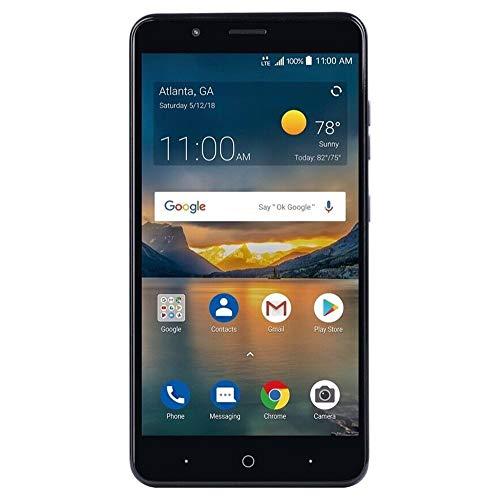 ZTE Z-6400C Blade X2 MAX (32GB, 2GB RAM) 6.0' Full HD Display, Dual Rear Camera, 4080 mAh Battery, 4G LTE GSM Unlocked Smartphone (US Warranty) (32 GB)
