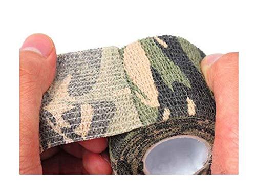 GEO-VERSAND Tape - Ohne Kleber, Bundeswehr, 5 m, 100058