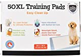 Creative Pet Group Dog Pads Extra Large - Super-Absorbent Extra Large Puppy Pads with Quilted Gel Core and Odor Control Technology, 28 Inches by 36 Inches, 50-Pack