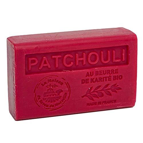 Soap Patchouli, with Shea Butter 125 g - Maison du Savon de Marseille by Maison du Savon