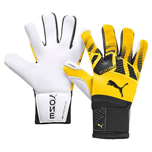 PUMA ONE Grip 1 Hybrid PRO Goalkeeper Gloves Size 7...