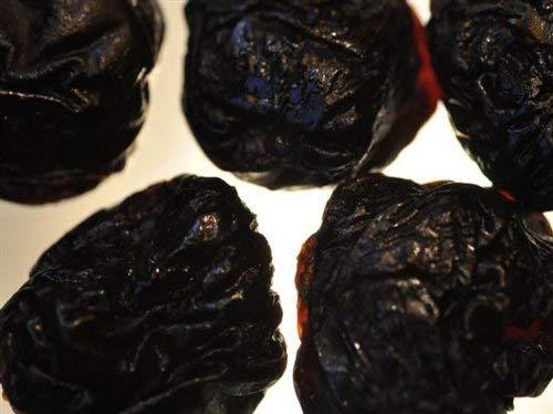 Pflaumen Trockenfrüchte, ohne Stein, ungeschwefelt & ohne Zucker, 250g - Bremer Gewürzhandel