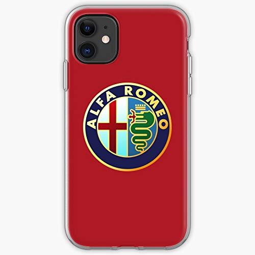 Logo Alfa F L Racing A Italy F1 Car Romeo - - Phone Case for All of iPhone 12, iPhone 11, iPhone 11 Pro, iPhone XR, iPhone 7/8 / SE 2020… Samsung Galaxy New York