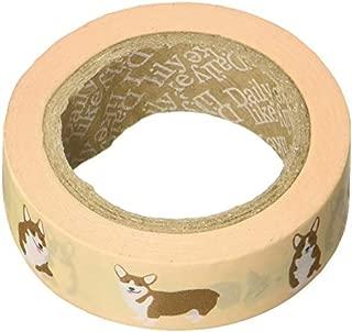 Welsh Corgi Washi Tape - Love My Tapes
