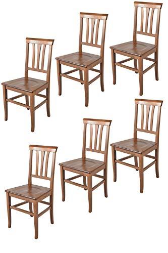 Sillas De Comedor De Madera Clara sillas de comedor de madera  Marca t m c s