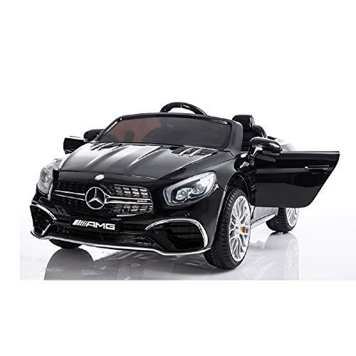 RC Auto kaufen Kinderauto Bild 5: Toyas Mercedes Benz SL65 KINDERAUTO ELEKTROAUTO SPORTAUTO Schwarz 12V*