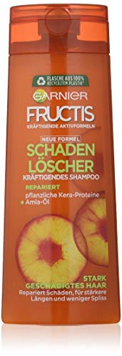 Garnier Fructis Schaden Löscher Shampoo, 6er Pack (6 x 250 ml)