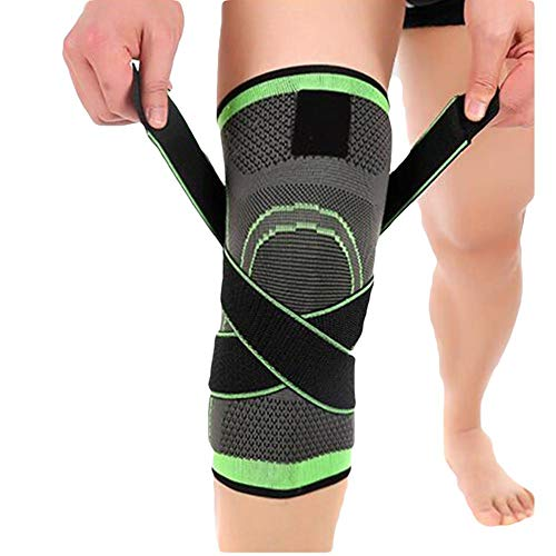 Sports Knee Pads Knee Support - Premium Compression Knee Sleeve for Meniscus Tear - Arthritis Pain - Best for Running - Sports - Ideal for Women - Men - Kids(Two)