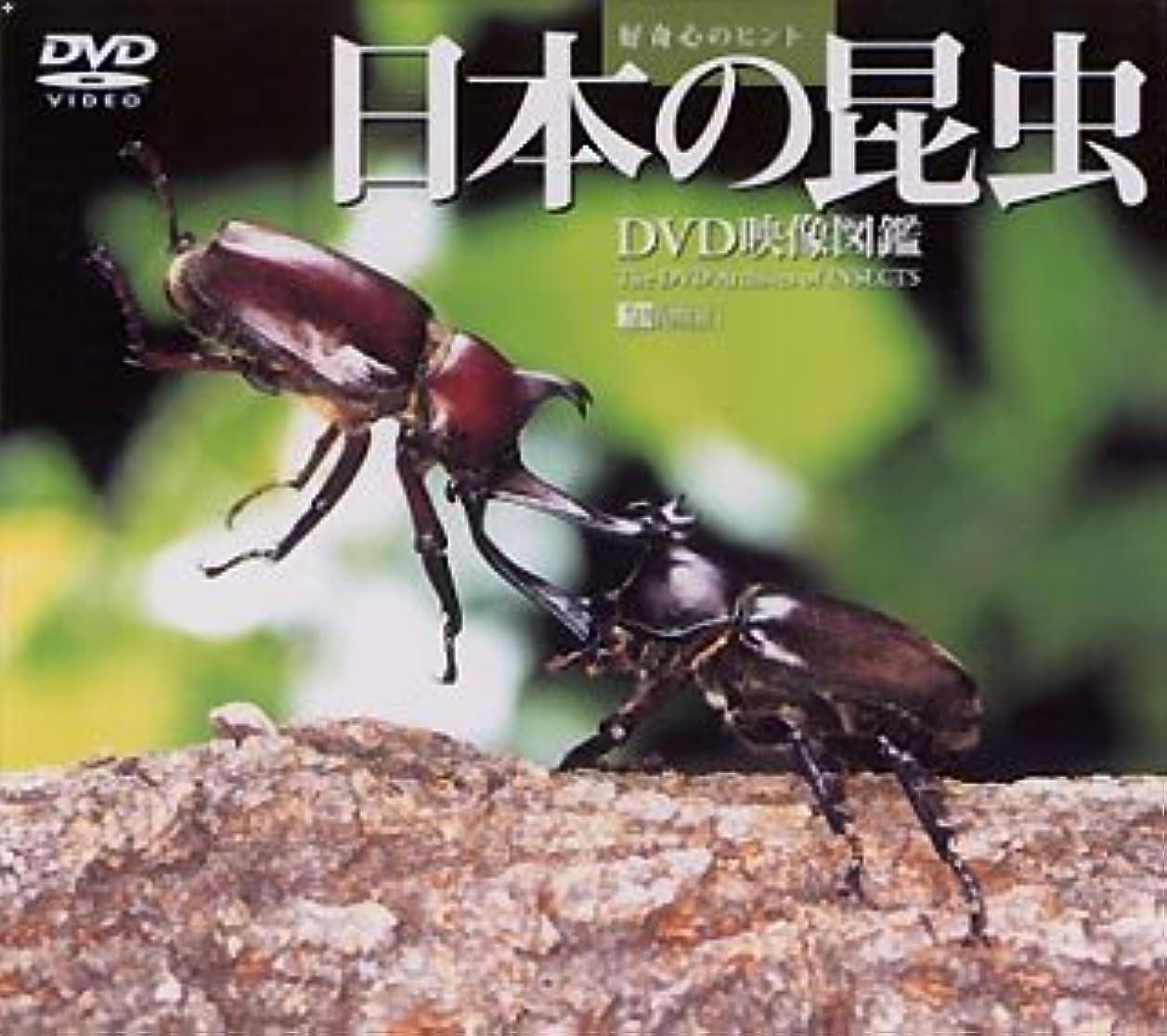 住居特権財団日本の昆虫 DVD映像図鑑