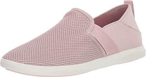 OLUKAI Women's Hale'iwa Pa'i Shoes, Macadamia/Petal Pink, 5 M US