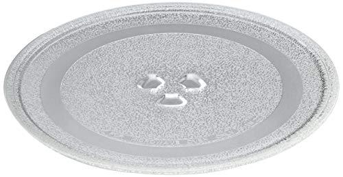 Universal Forno a Microonde Giradischi Lastra di Vetro con 3 Apparecchi, 245 mm