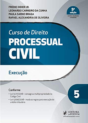 Curso de Direito Processual Civil (Volume 5)