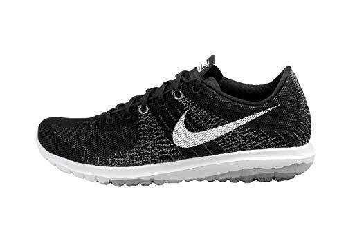 Nike Flex Fury (GS) Running Shoe Black 705459 002, Size 6