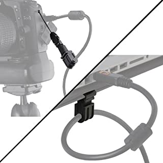 Tether Tools JerkStopper Tethering Kit with Clip-On for Aero