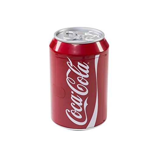 COCA-COLA COOL CAN 10 AC/DC MINI-KÜHLSCHRANK, 9,5 L, COCA-COLA-DESIGN, 12 V/230 V