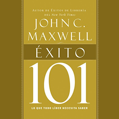 Éxito 101 [Success 101] audiobook cover art