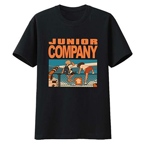 VitaLity Camisetas,Camiseta de Manga Corta de Verano para Hombre Camisa de Media Manga de Tendencia Camisa de Fondo Camiseta