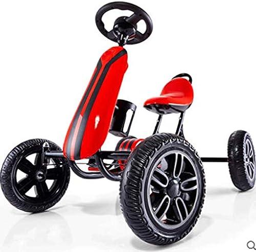 Kinder Kart Spielzeugauto Kinderwagen übungsfürrad Vierr iges fürrad ATV Baby fürrad
