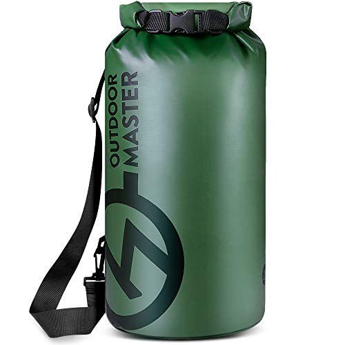 OutdoorMaster Dry Bag -Waterproof Bag Dry Sack Now $9.89