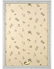 パズルフレーム ディズニー専用 アートフィギュアパネル 1000ピース用 パールホワイト(51x73.5cm)