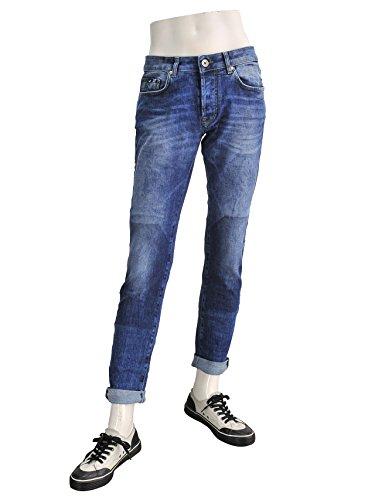 (ガス ジーンズ) GAS jeans キャロットジーンズ ブルー 正規取扱店 30サイズ