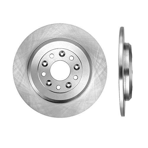 Callahan CRK15247 REAR Premium Grade OE 329.95 mm [2] Rotors Set [ fit Ford Edge...