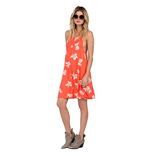 Volcom dames jurk Pine For Me Kleid Damen Orange
