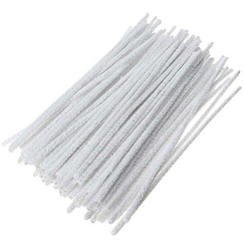 Confezione da 50 stick pulisci pipe da fumo, di alta qualità, ottimi anche per pipe medwakh,...