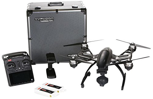 Yuneec Q500 4K Typhoon Set Quadcopter inkl. Trolley
