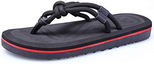 Men's Top Sandal Flip Flop Mens Sandals | Comfortable Mens Flip Flops Black