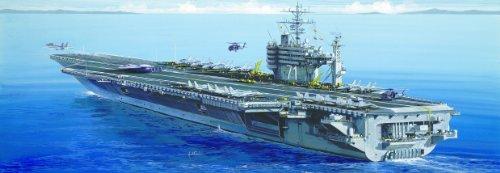 Italeri - 5531 - Probe - Boot - Flugzeugträger USS Roosevelt - Maßstab 1: 720